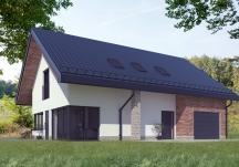 Dom Jednorodzinny Liszki